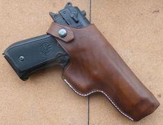 Beretta 92F custom makeitjones.co.uk holster