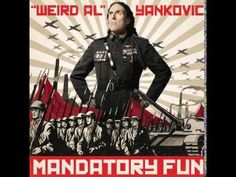 Weird Al - Mandatory Fun - Full Album - YouTube
