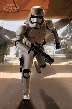 Star Wars Episode VII First Order Stormtrooper