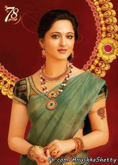 Anushka Shetty..........