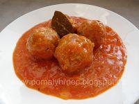 Pomalý hrnec : Masové koule v zeleninové omáčce v pomalém hrnci Crockpot, Slow Cooker, Potatoes, Vegetables, Ph, Food, Vegetable Recipes, Eten, Veggie Food