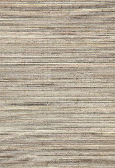Wallcovering / Wallpaper | Tristan Horsehair Weave in Ash | Schumacher shop.wallpaperconnection.com