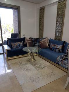 🔸 Le salon marocain traverse les générations et s\'impose chez nous ...