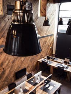 Ubiquitous' Wooden & Luxurious Manchester Office