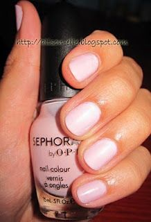Opi A True Romantic Allthatsparklesandshimmers Blogspot Com Nail Colors Nail Polish Hair And Nails