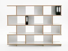 Astounding Modular Shelving Unit With White Wooden Color And Storage Shelves Mdf Shelving, Cube Shelving Unit, Office Shelving, Modular Shelving, Shelving Systems, Bookcase Storage, Cube Storage, Adjustable Shelving, Storage Systems