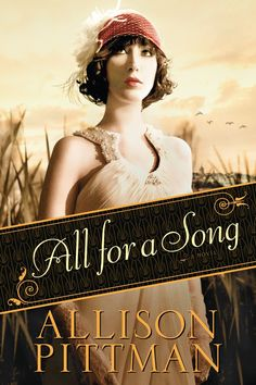 Allison Pittman - All for a Song / #awordfromJoJo #ChristianFiction