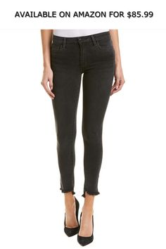 14 Best Jeans for Women images | Black ripped jeans, Black