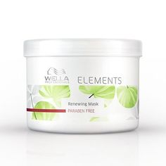Wella Professionals Elements Reconstruction Mask 16.9oz >>> To view further for this item, visit the image link. (This is an affiliate link and I receive a commission for the sales)