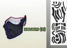 Armor Cosplay, Cosplay Helmet, Helmet Armor, Cosplay Diy, Diy Mask, Diy Face Mask, Vampire Mask, Origami, Bunny Mask