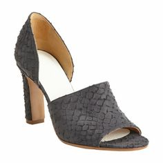 Maison Martin Margiela Scale-Effect Two-Piece Sandal at Barneys.com