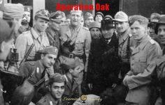 Otto Skorzeny: Operation Oak Rescuing Mussolini via @learninghistory