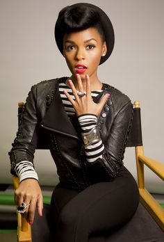 Janelle Monae: she is such a beautiful woman! Inside and out!!! Have you seen the new promotion Real Techniques brushes http://www.wideo.fr/video/8bb3ebd8a74s.html #women #beauty #beautywomen
