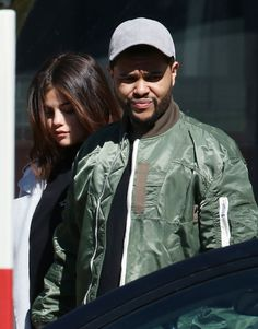 March 16: Selena leaving the Thompson Toronto Hotel with The Weeknd in Toronto, Canada [HQs]
