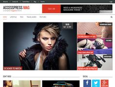 Latest free responsive WordPress themes June 2015