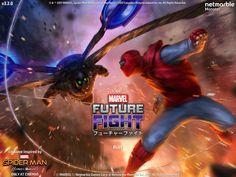Marvel: Future Fight just got a slew of Spider-Man: Homecoming content Marvel Fight, Marvel Future Fight, Marvel E Dc, Marvel Venom, Marvel Games, Marvel Movies, Marvel Villains, Spiderman Art, Amazing Spiderman
