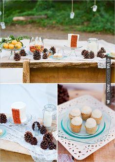 rustic wedding ideas | CHECK OUT MORE IDEAS AT WEDDINGPINS.NET | #weddingcakes