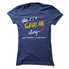 Carlie - #workout tee #sweater storage. BUY NOW => https://www.sunfrog.com/Names/Carlie-11056019-Guys.html?68278