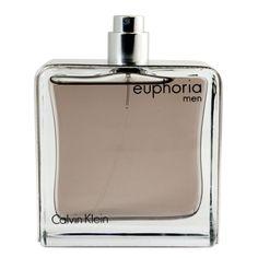 EUPHORIA for Men by Calvin Klein Cologne 3.4 oz New tester #tester #cologne #klein #calvin #euphoria
