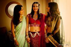 Indian Destination Wedding at Cancun  http://danieldiazphoto.com/shafina-lionel-hindu-wedding-at-beach-palace-cancun/