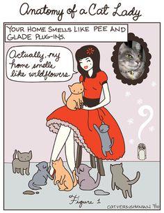 Para los amantes de los gatitos, les dejo el dato de un blog genial con ilustraciones muy bonitas.  Aca van mis ilustraciones preferidas!  ...