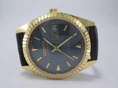 GENUINE VINTAGE CITIZEN AUTOMATIC D/D 21J AUTOMATIC WRIST WATCH FOR MEN CAG-012