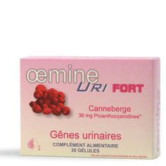 La Vie Naturelle, Urifort, infection urinaire, Oemine, complément alimentaire, brulures urinaires, http://www.la-vie-naturelle.com/fre/2/uri-fort