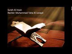 Juz Amma by Muhammad Taha Al Junayd (Latest Ver.) - YouTube