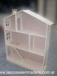 Muebles para Muñecas