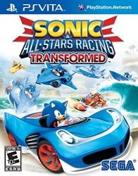 Sonic and All-Stars Racing Transformed Bonus Edition – PlayStation Vita