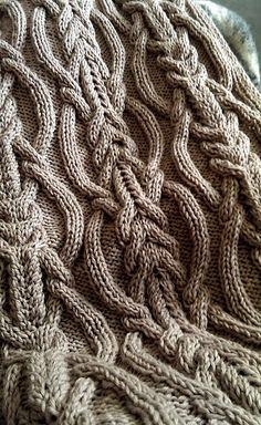 Ravelry: kioto888's Copse (scarf)