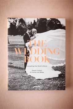 BHLDN The Wedding Book in  Gifts & Décor  Gifts   BHLDN