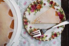 Orangenlimo-Kuchen