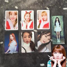 Photocard Haul Twice Jihyo Twicecoaster Lane 1: Christmas Selfie PC Twice Nayeon Twicecoaster Lane 1: Christmas Selfie PC Twice Jungyeon Twicecoaster Lane 1: Christmas Selfie PC 9muses A Hyemi Muses Diary PC Apink Bomi Dear PC AOA Mina Angel's Knock (Bing Bing) PC OMG Seunghee Closer PC Thank you to the lovely @zabixat_ for trading Jihyo @wondergroups for trading Mina and @sonxdy for trading Seunghee. Glad both sides of our trades have all arrived safely :) I'll do my best to treasure these…