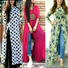 Best 11 For details / order please dm or Whatsapp on . Salwar Designs, Simple Kurti Designs, Kurta Designs Women, Kurti Neck Designs, Kurti Designs Party Wear, Stylish Dresses, Simple Dresses, Casual Dresses, Designer Party Wear Dresses