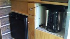 Tiny Camper: 6 x 10 cargo trailer to camper conversion