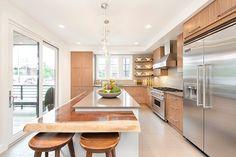 Design Hub - блог о дизайне интерьера и архитектуре: Современный дом для семьи в Канаде