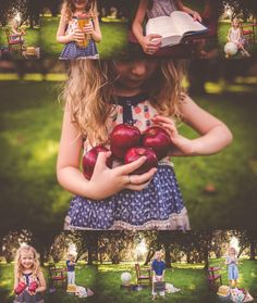 Vintage school mini session by Tara Merkler Photography in Central Florida