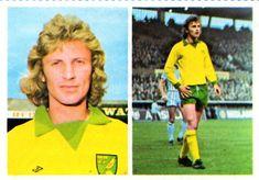 Tony Powell of Norwich City in 1970s, Football, City, Soccer, Futbol, Cities, American Football, Soccer Ball