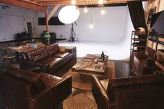 Nice chillout on this photostudio