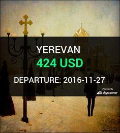Flight from Miami to Yerevan by Qatar Airways #travel #ticket #flight #deals   BOOK NOW >>>