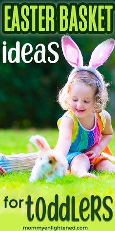 If you are looking for the best Easter basket ideas for toddlers in 2019 - we have a extensive list here! Easter is a fun holiday, and as a mom you can make it a lot of fun! Easter Baskets For Toddlers, Easter Gifts For Kids, Easter Books, Easter Stickers, Little Blue Trucks, Easter Bunny Decorations, Basket Ideas, Craft Stick Crafts, Baby Blanket Crochet