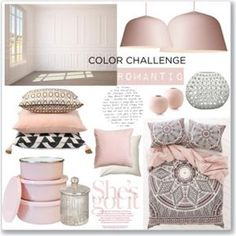 Romantic Pastel Decor