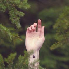10 tatuagens perfeitamente minimalistas - Mega Curioso