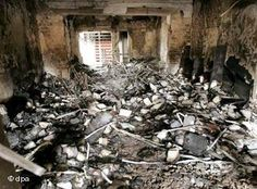 Goethe Institute library in Togo destroyed 2005