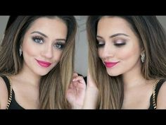 A Day In Paris + Get Ready With Me x Giorgio Armani Lip Magnet Ad - YouTube