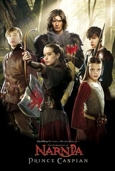 Prince Caspian - Was more violent than the 1st movie...so younger children might get scared.