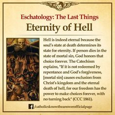 Eternity of HELL