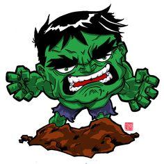 #Hulk #Animated #Fan #Art. (Hulk) By:StudioZoo. ÅWESOMENESS!!!™ ÅÅÅ+