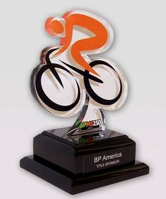 Grand Custom Acrylic Cut Trophy